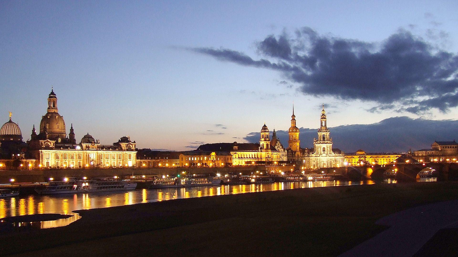 Dresden -  Frühlingshafte Pfingsten vom 19.05. - 22.05.2018