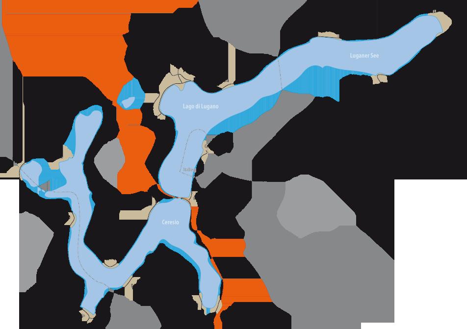 Lugano und das sonnige Tessin im Frühling vom 20.04. - 25.04.2018