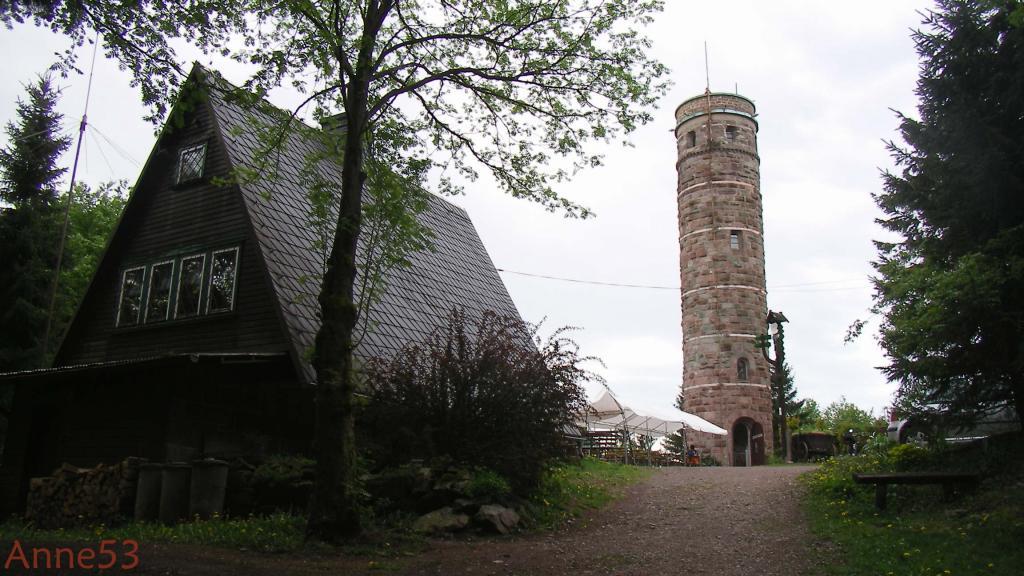 Wanderung Zehn-Teiche-Hütte - Adlersberg am 29.09.2019