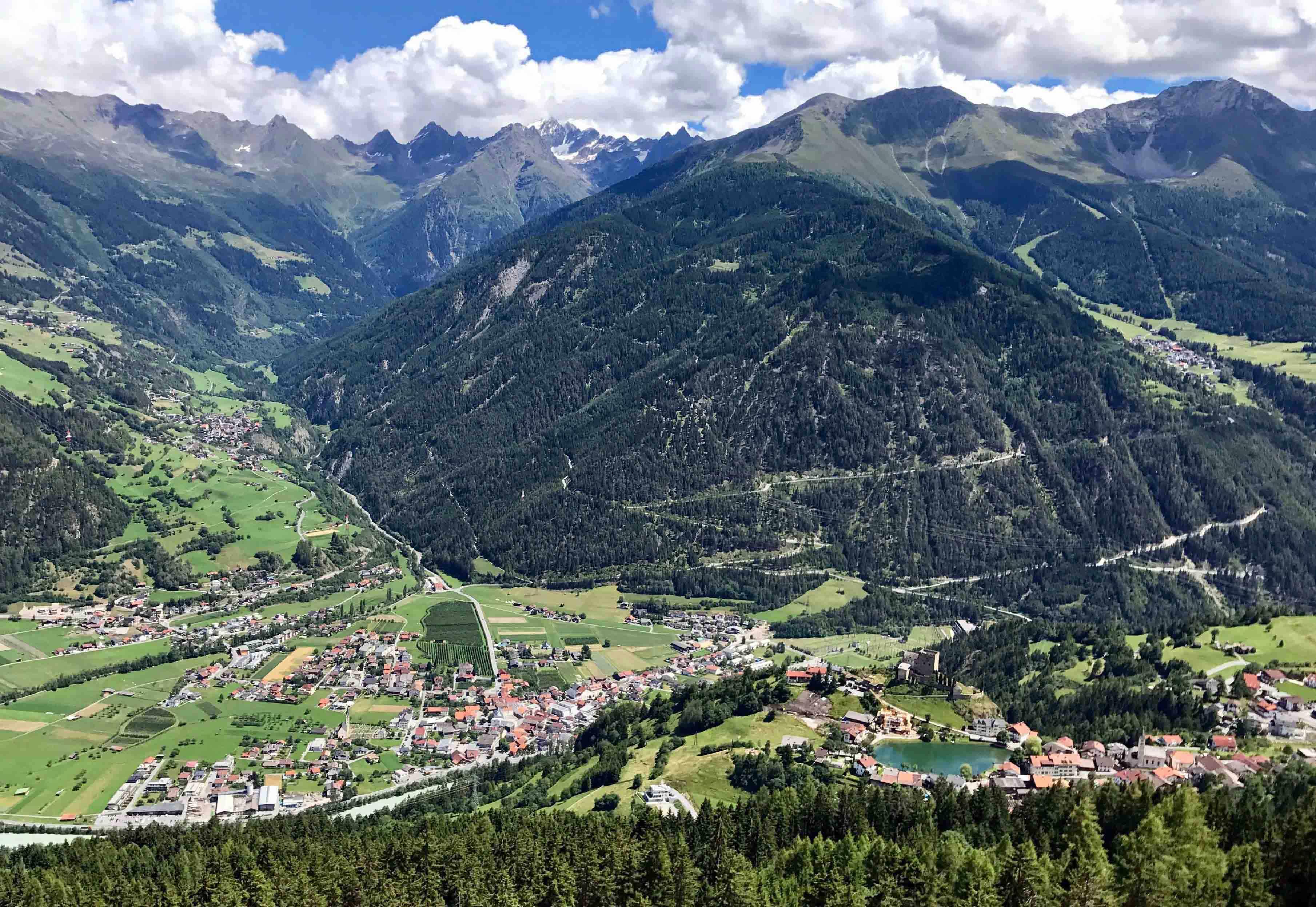 Sommerurlaub in den Tiroler Alpen Serfaus- Fiss- Ladis vom 22.09.-28.09.2019