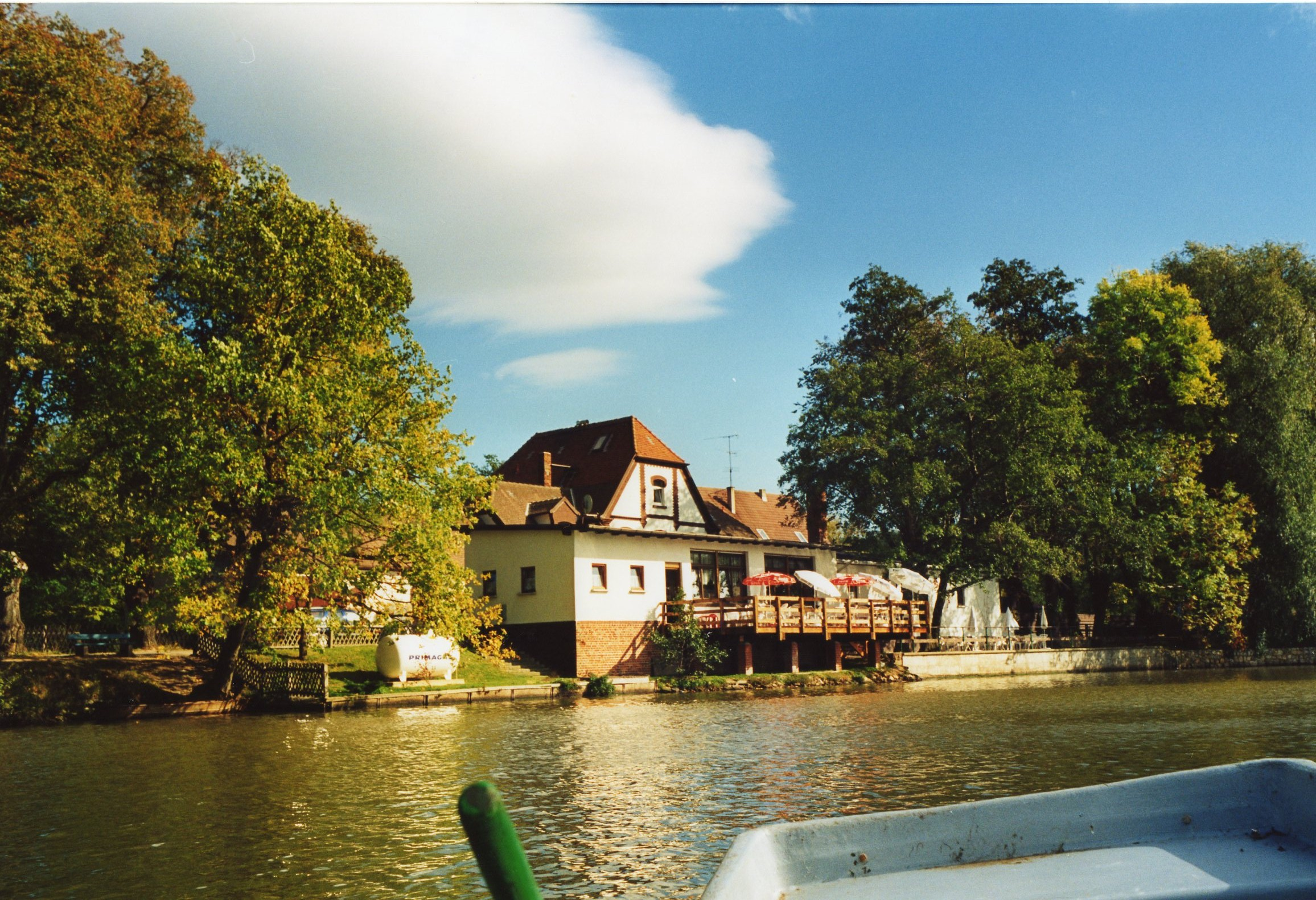 """Kaffeefahrt durch's Holzland mit dem """"Hainspitzer See"""" am 18.09.2019"""