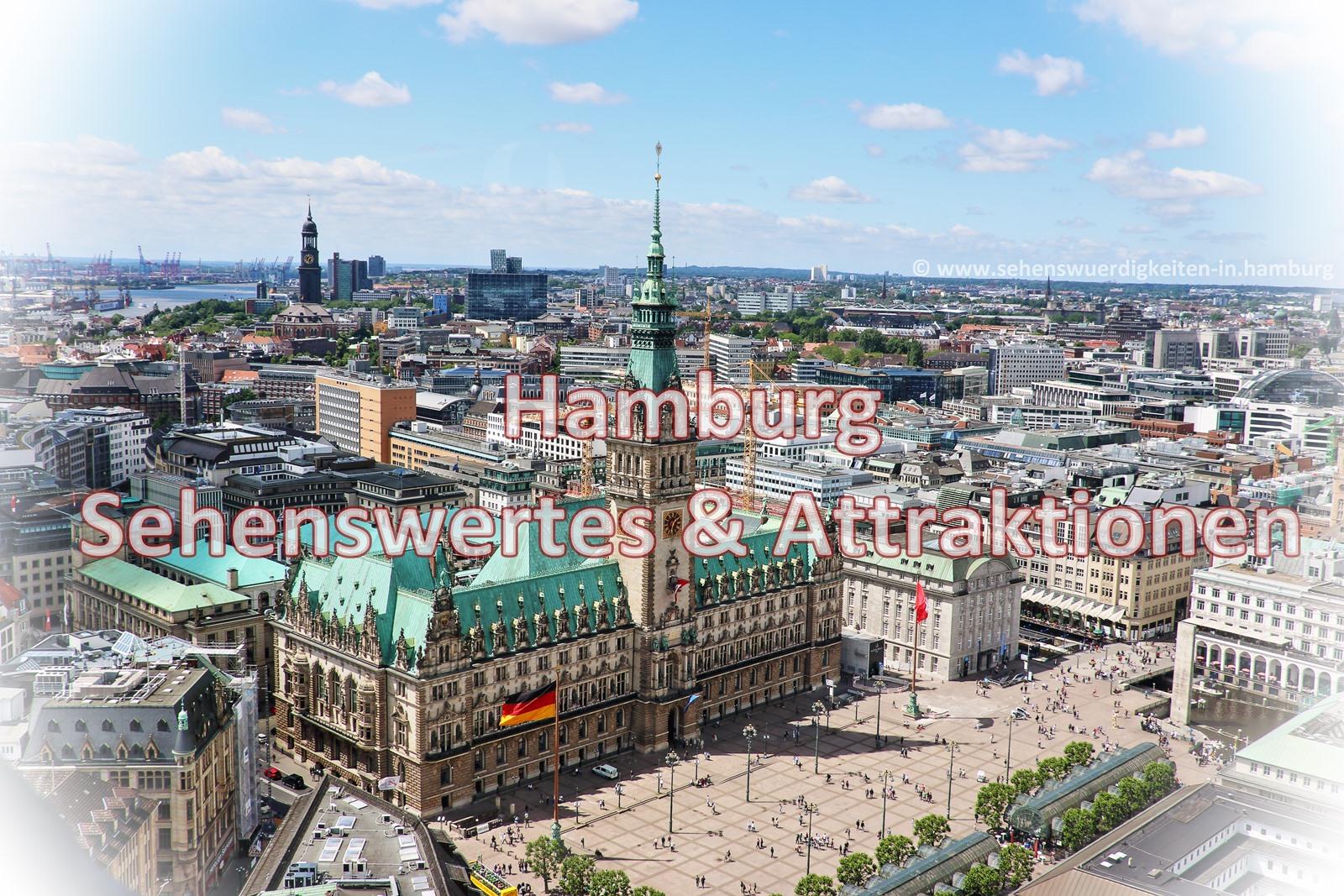 Die Hafenmetropole Hamburg pur erleben ... am 05.10.2019