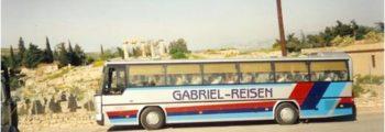 Unser neuer Neoplan 1992 in Griechenland