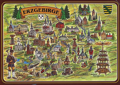 Adventsfahrt ins Weihnachtsland Erzgebirge vom 14.12. - 16.12.2018 (keine Einzelzimmer mehr vorhanden)