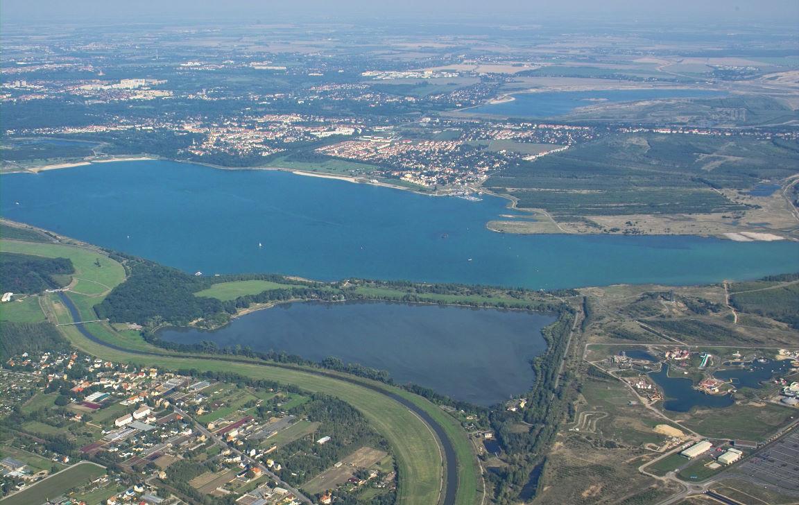 Das Leipziger Neuseenland am 11.09.2020