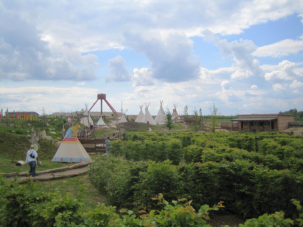 Leipzig –  Belantis Freizeitpark oder Zoo am 15.08.2020