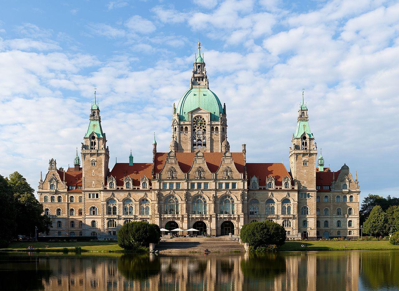 Hannover & Herrenhäuser Gärten am 13.10.2020
