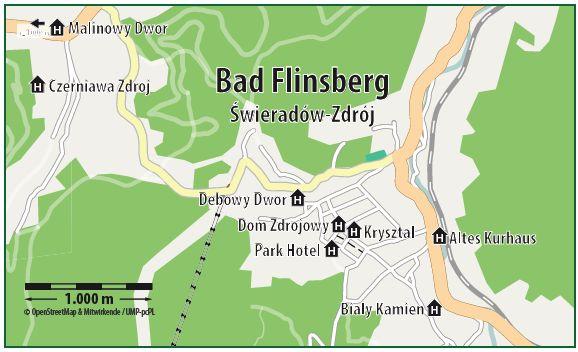 VORSCHAU 2019 - Erholungskur nach Bad Flinsberg - Kur & Wellness im Gebirge vom  27.10.-03.11.2019