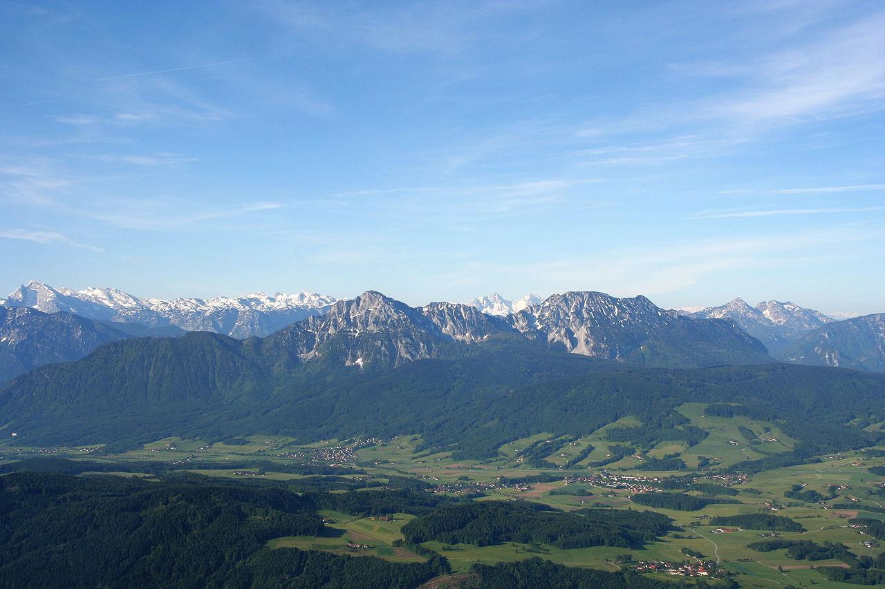 Chiemgau pur genießen…. vom 15.05.-21.05.2019