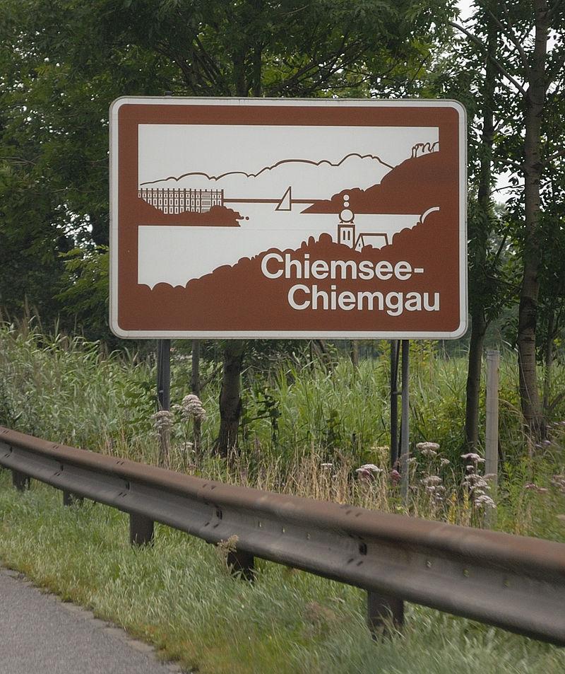Chiemgau & Berchtesgadener Land vom 15.05.-21.05.2019