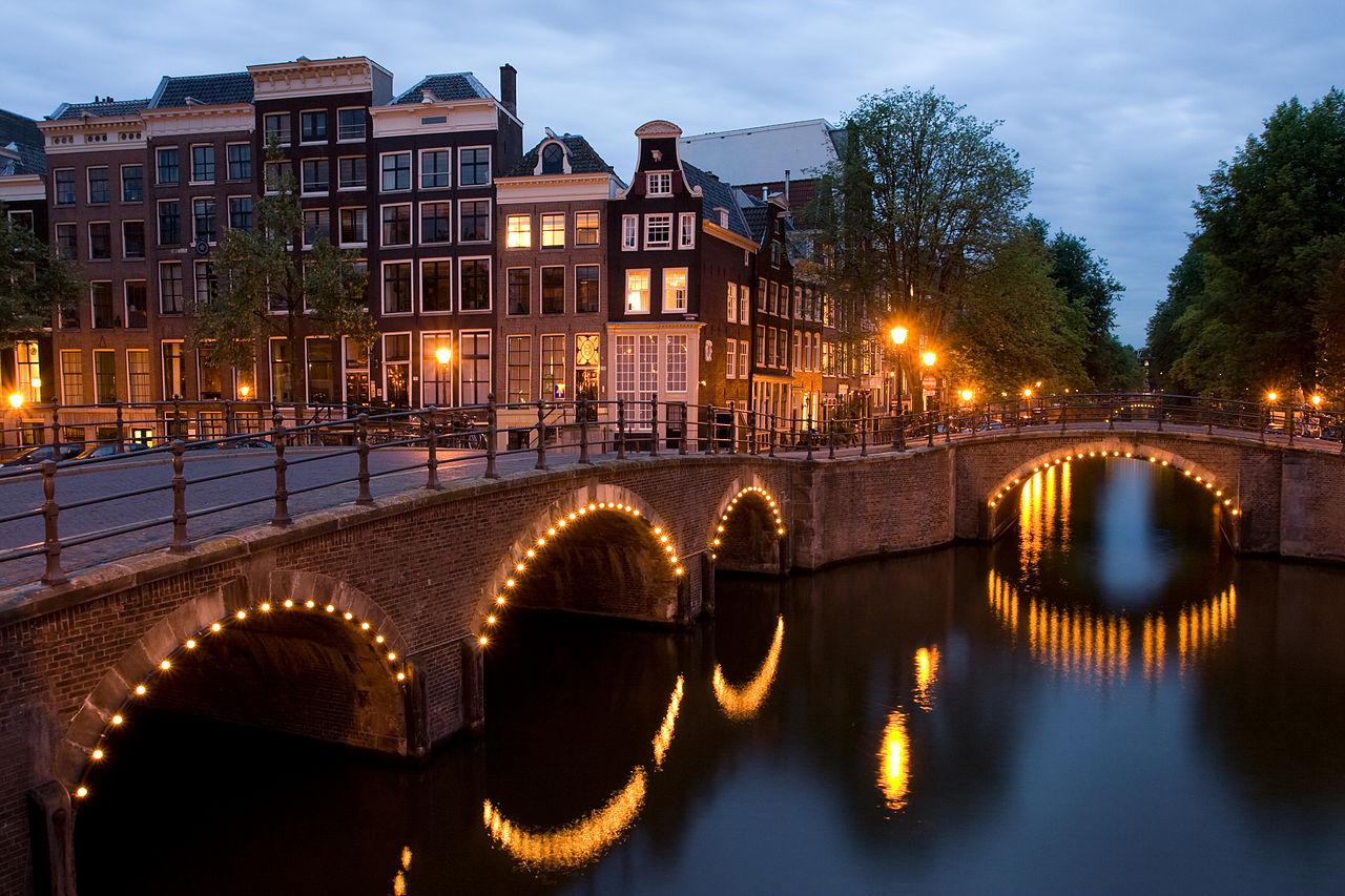 Amsterdam pur genießen vom 25.10. - 27.10.2019