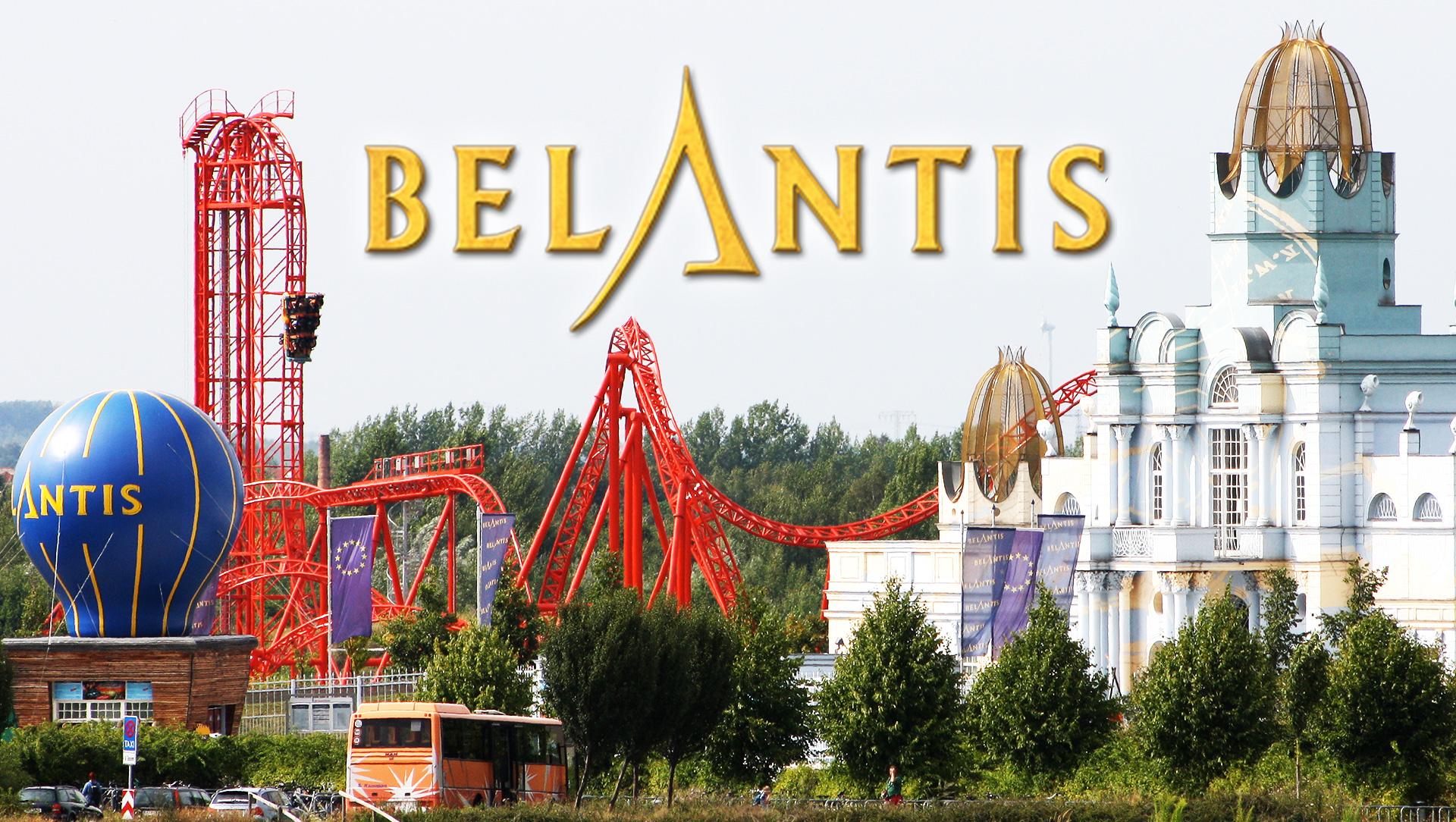 FREIZEITPARK BELANTIS - DAS ABENTEUERREICH am 06.08.2019