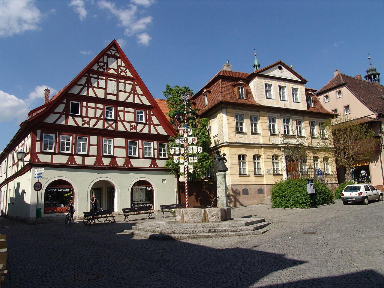 """Bad Windsheim/Franken """"Historisch & Traditionell"""" am 30.09.2019"""