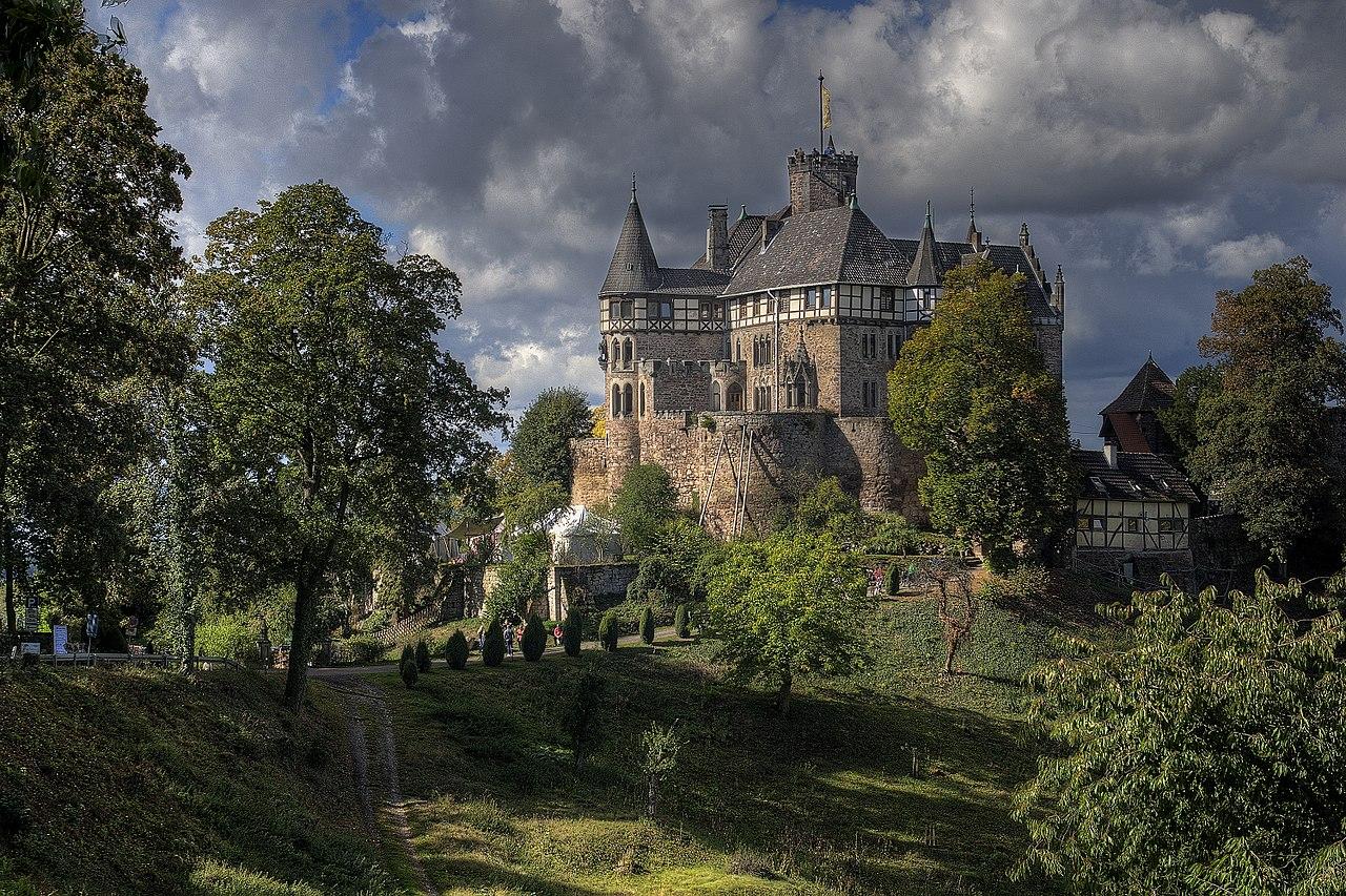 Kaffeefahrt zum Schloss Berlepsch zum Kaffeetrinken am 16.10.2019