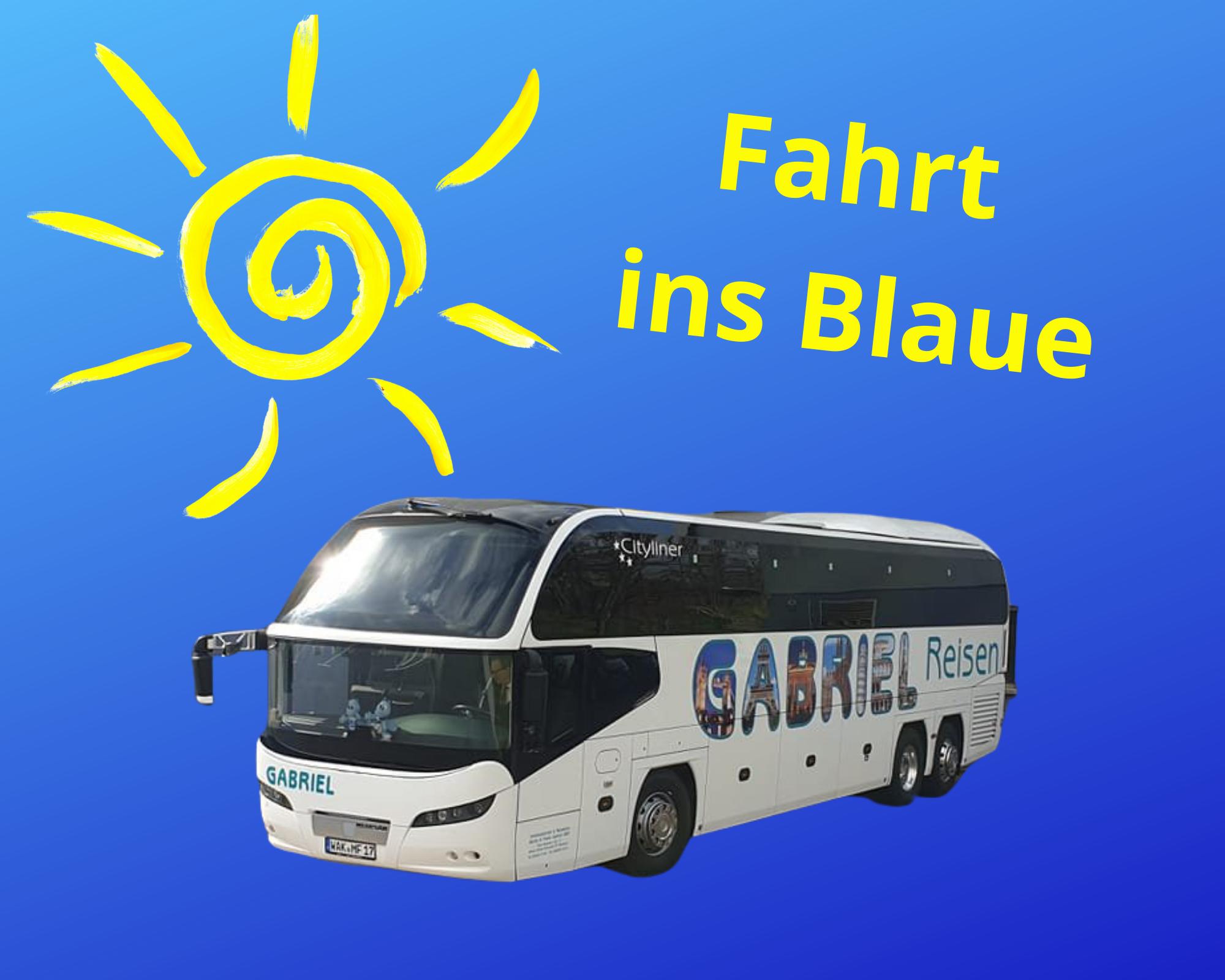 Fahrt ins Blaue vom 15.10.-17.10.2021