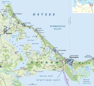 Winter auf der Insel Usedom vom 21.02.-26.02.2021