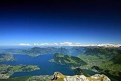 Gipfelrausch am Vierwaldstätter See mit Bahnerlebnis vom 28.09.-01.09.2021