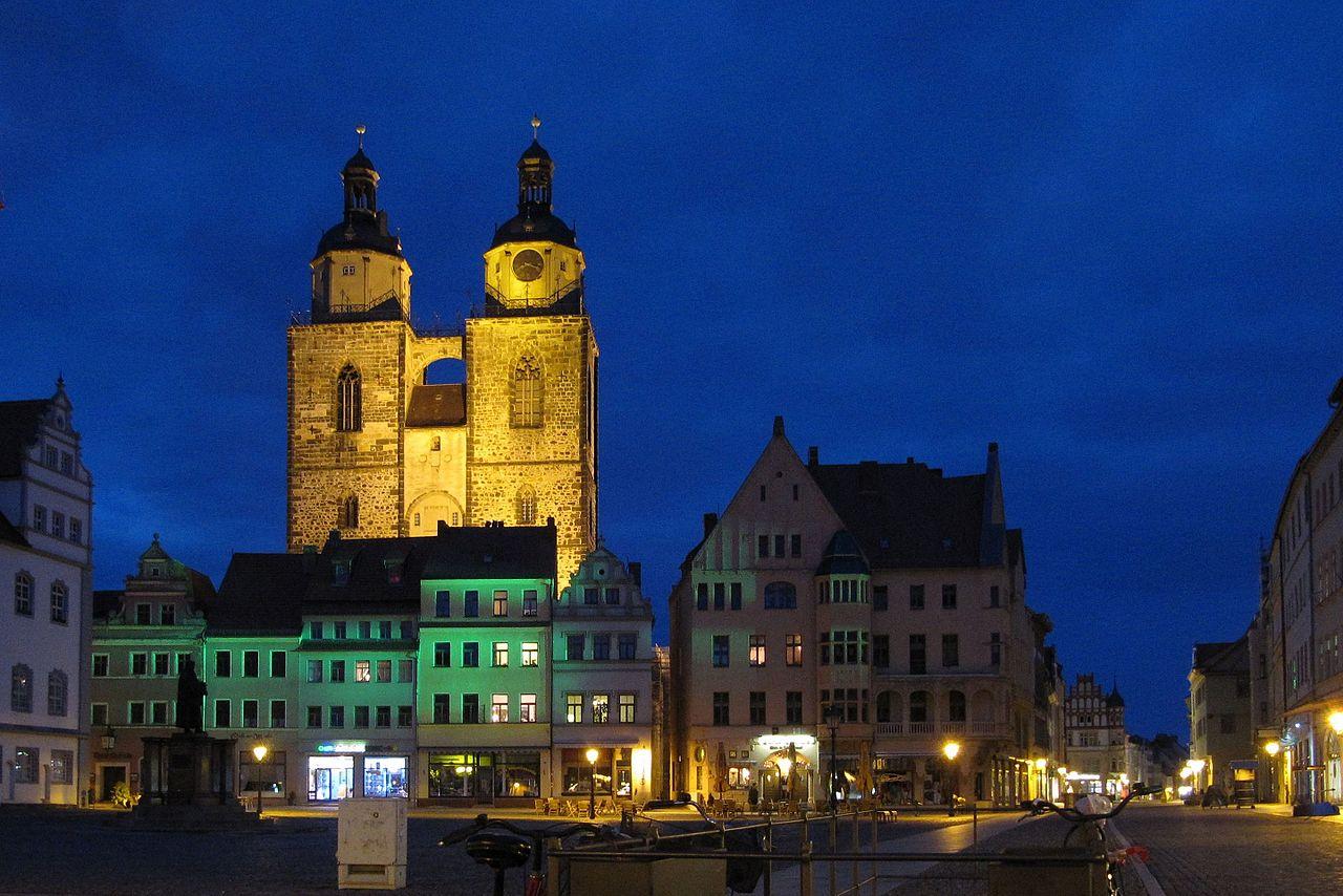 Tagesfahrt in die Lutherstadt Wittenberg am 09.10.2020