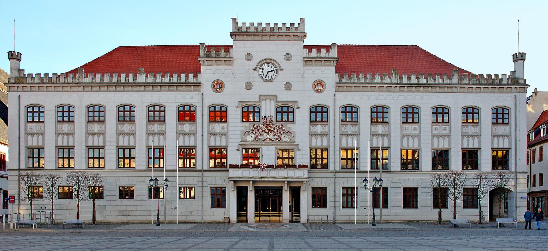 Zwickau - Stadt & Technikgeschichte am 21.10.2020