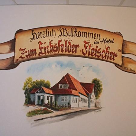 Zum Singenden Fleischer nach Heyerode am 07.10.2020