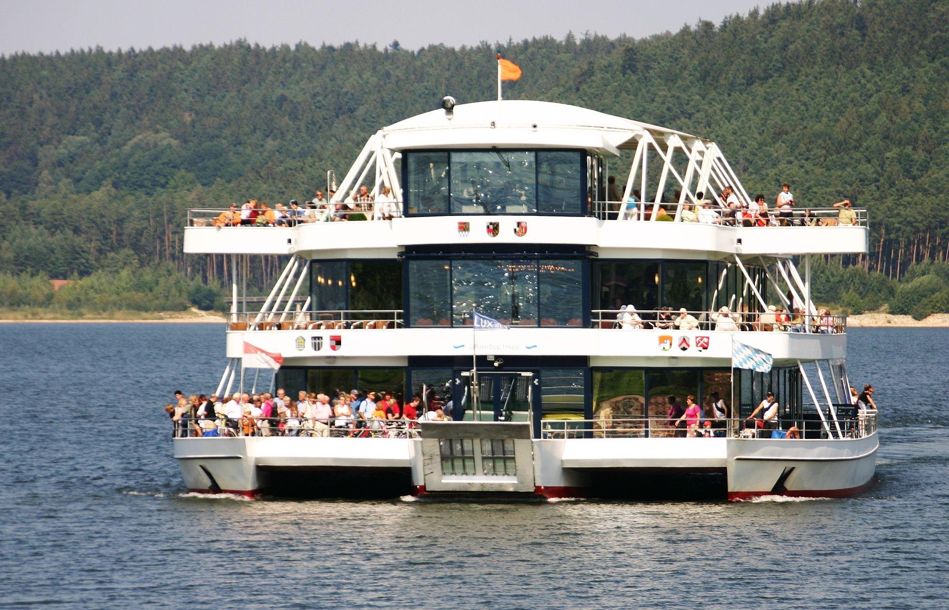 Fränkisches Seenland- Brombachsee am 18.07.2020