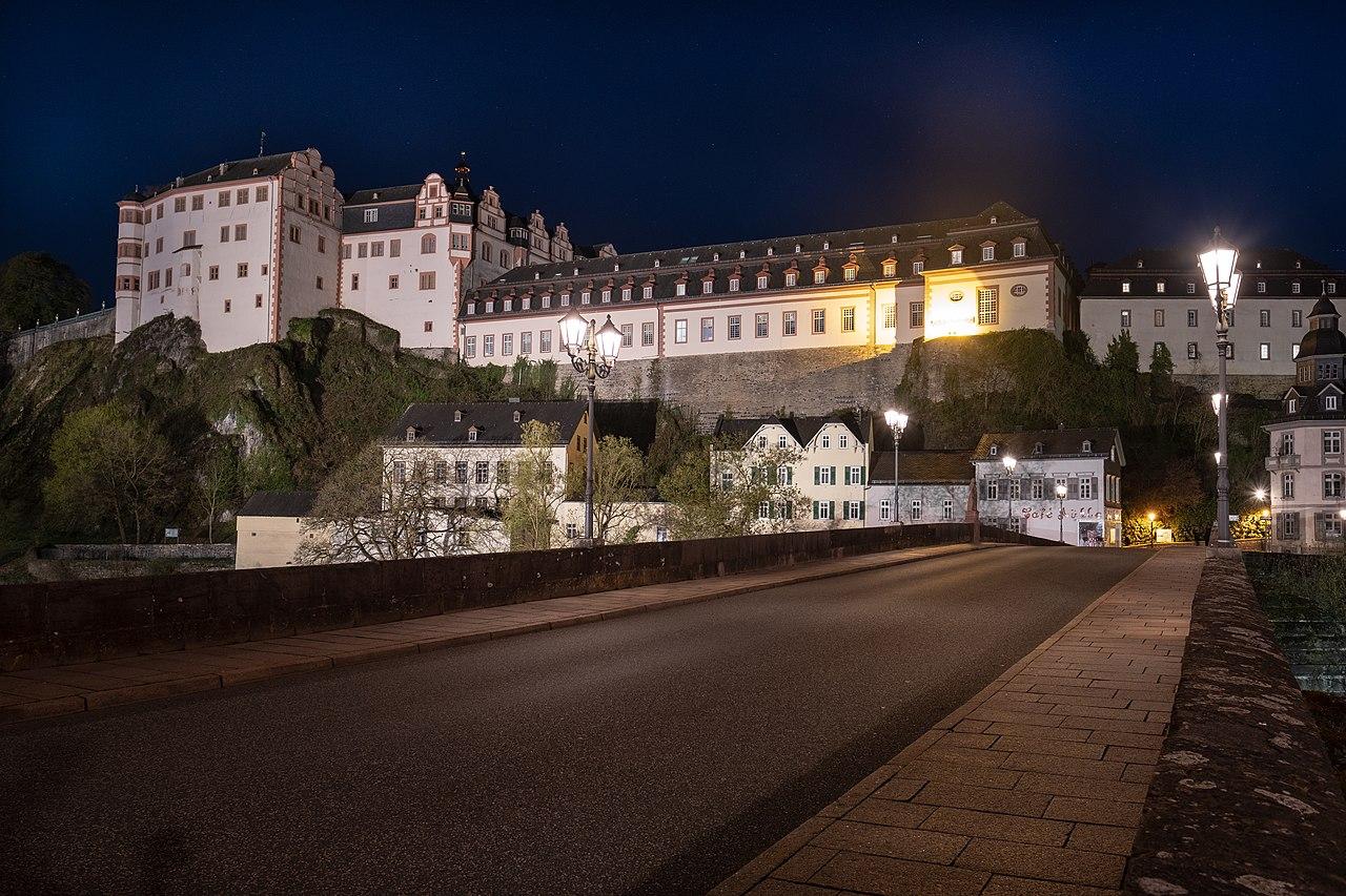 Stippvisite in Wetzlar mit Schloss Weilburg am 04.11.2020