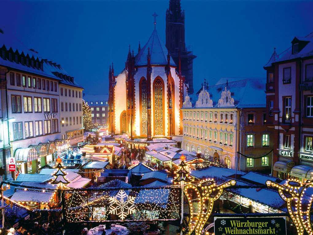 Weihnachtsmarkt in Würzburg individuell erleben am 28.11.2020