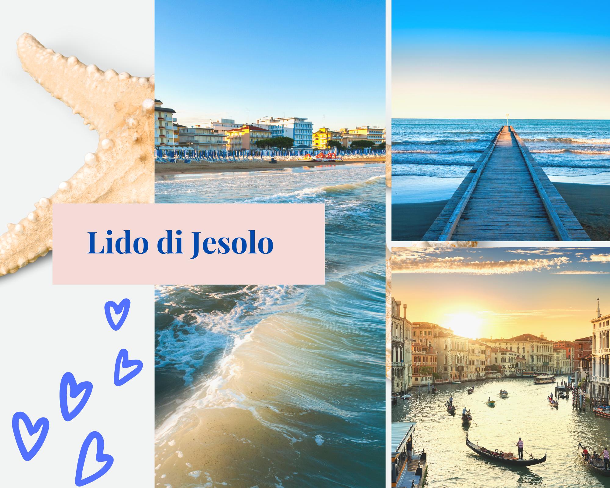 """Die schöne Adria """"Lido di Jesolo vom 07.09.-14.09.2021"""