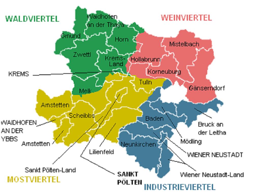 Mostviertel:  Kultur und Genuss im Viertel der Verführungen vom 17.09.-21.09.2021