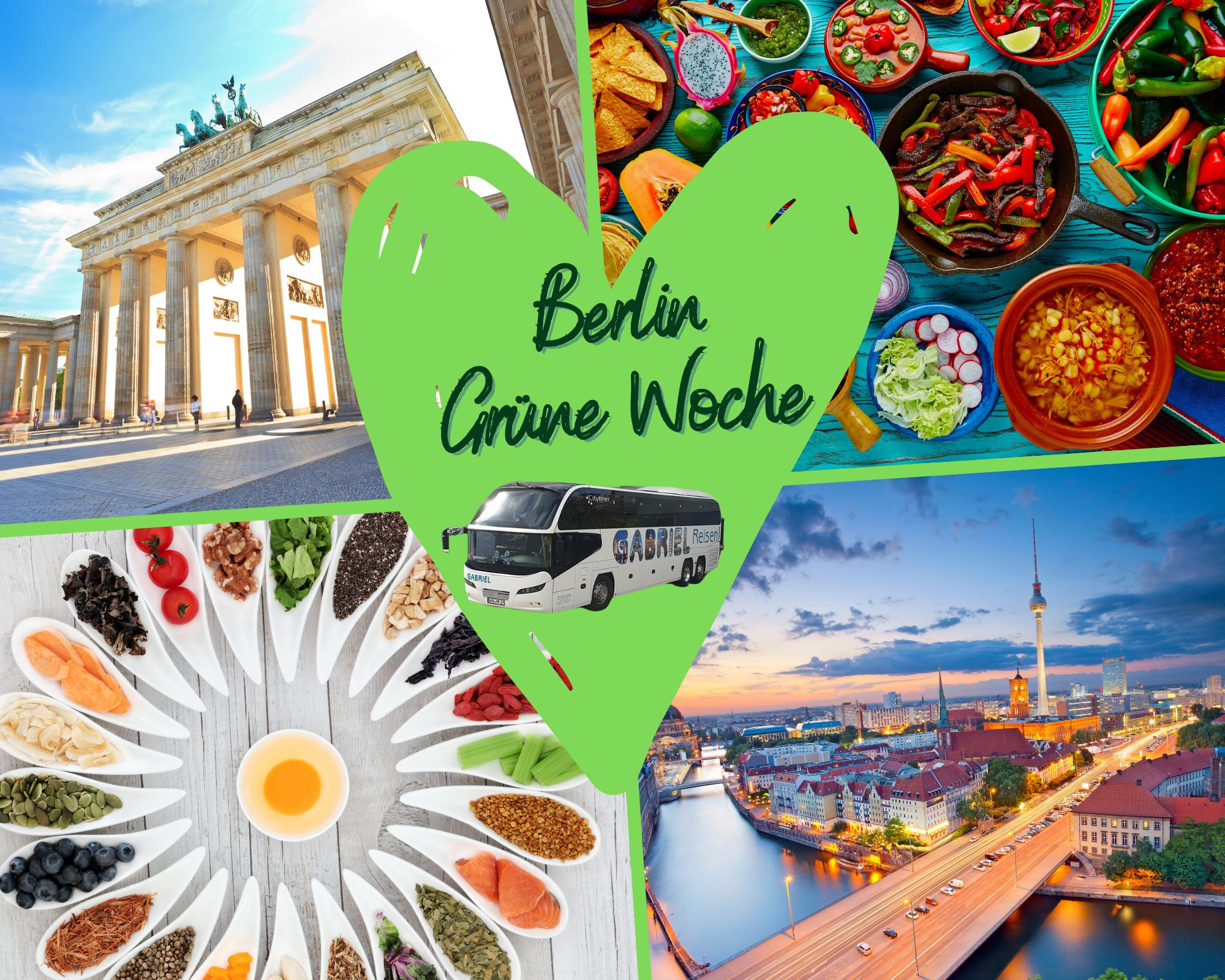Berlin – Internationale Grüne Woche vom 21.01.2022-23.01.2022