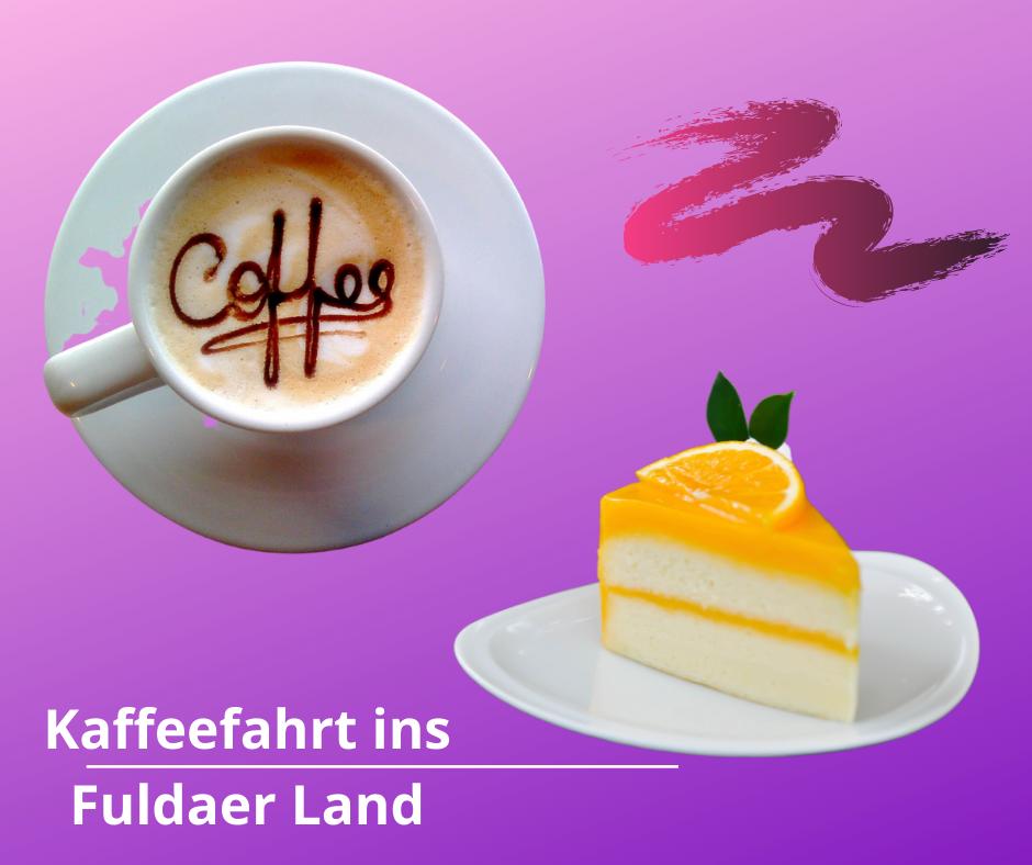 """Kaffeefahrt in das Fuldaer Land """"Die Hessenmühle"""" am 07.09.2021"""