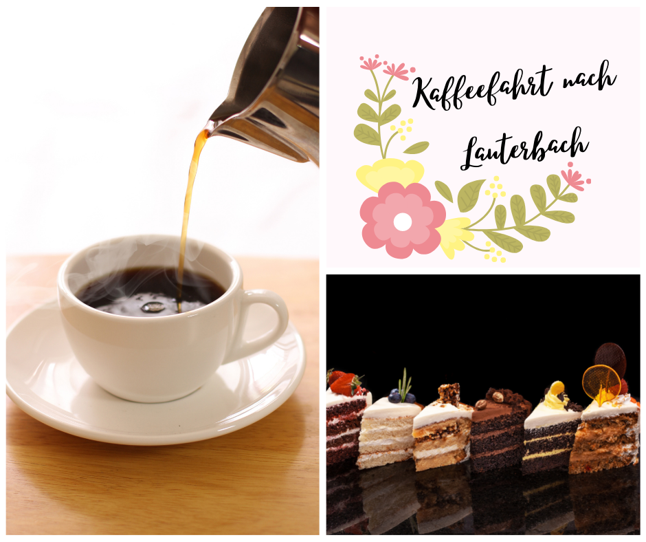 Kaffeefahrt nach Lauterbach am 26.10.2021