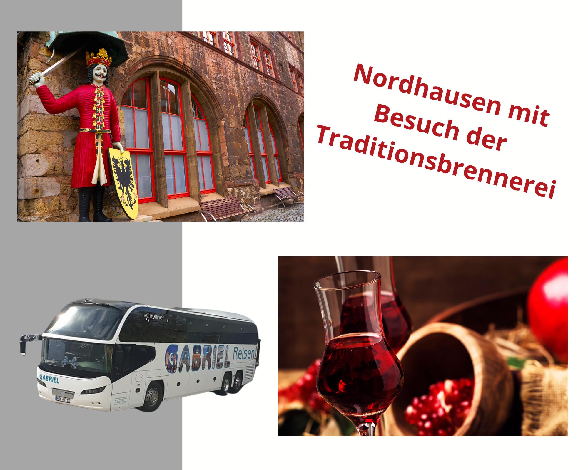 Nordhausen - die 1000-jährige Stadt am 12.10.2021