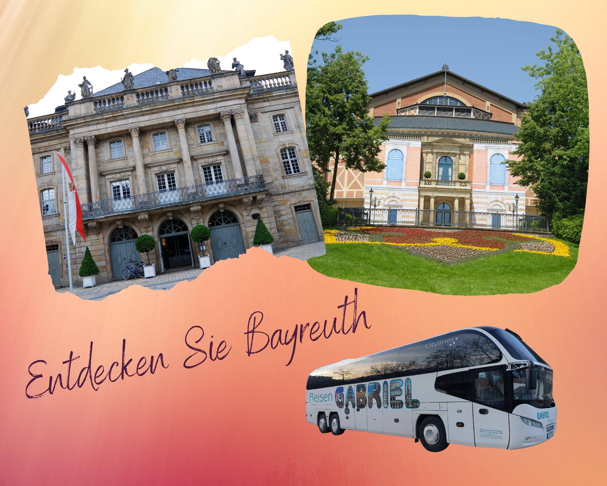 Entdecken Sie Bayreutham 06.11.2021