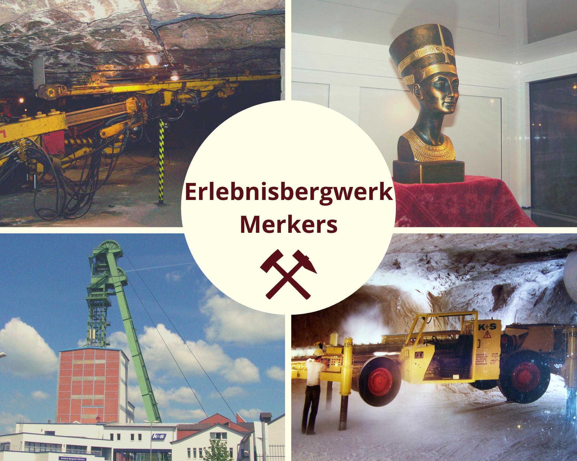 Erlebnisbergwerk Merkers am 13.11.2021