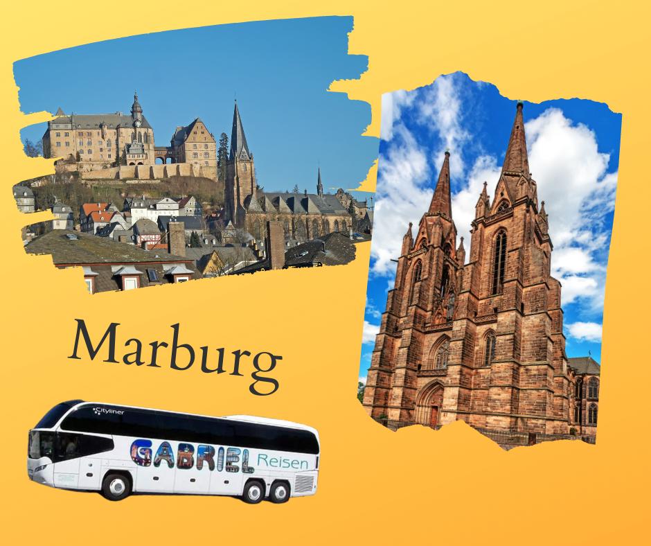 Marburg individuell erkundenam 23.11.2021