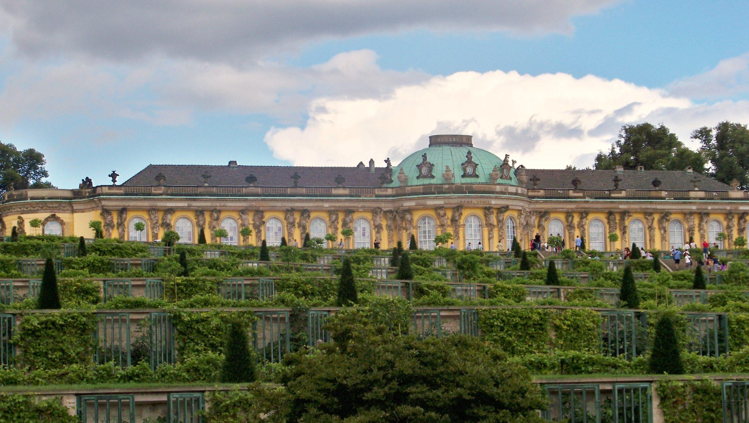 Vereinsfahrt Potsdam und seine königlichen Schlösser in der Abenddämmerung 2 Tage