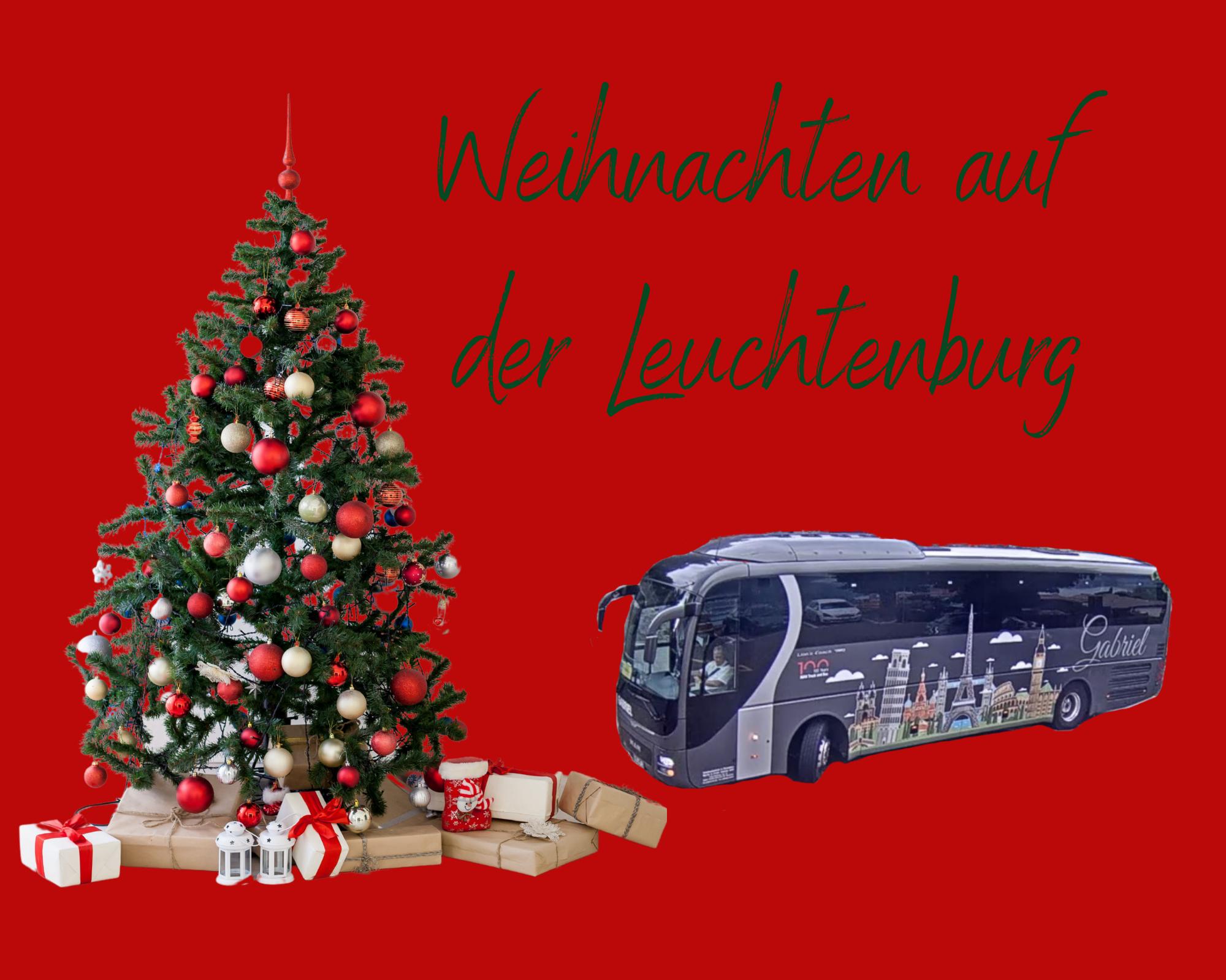 Weihnachten duftet, klingt und funkelt – besonders auf der Leuchtenburg am 04.12.2021