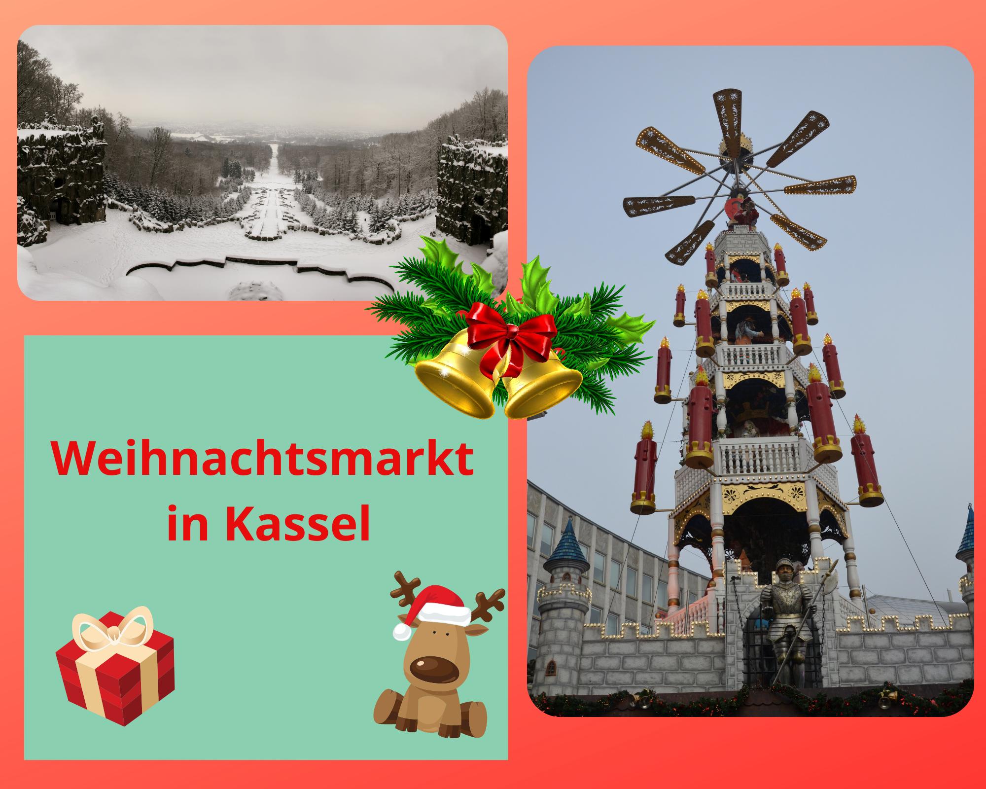Märchenweihnachtsmarkt in Kasselam 26.11.2021
