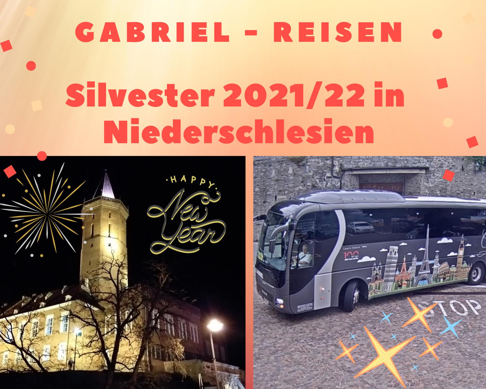 Silvester in Niederschlesien vom 30.12.2021-02.01.2022