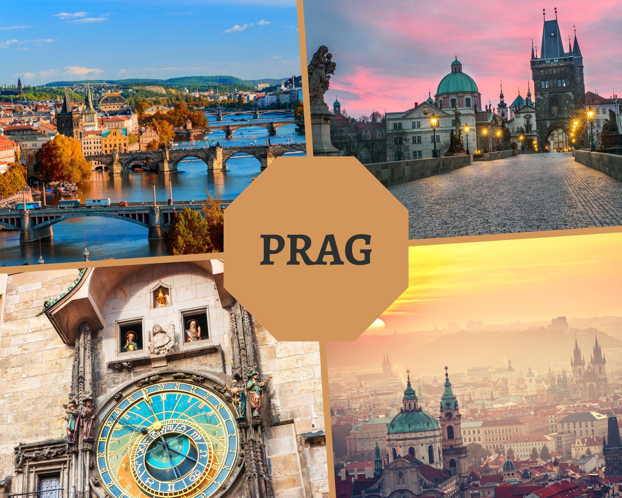 Klassenfahrt nach Prag Goldene Stadt an der Moldau 5 Tage